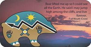 Native American Bear Symbol and Bear Meanings