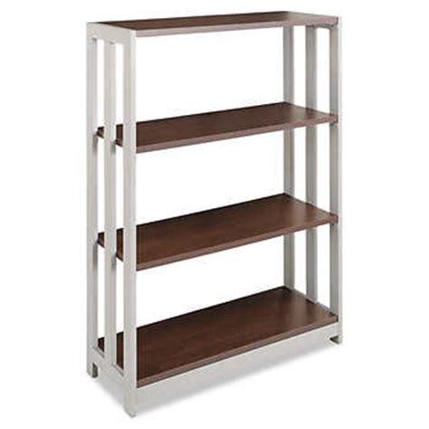 Bookcases Costco by Linea Italia Trento Line Bookcase 3 Shelf Mocha
