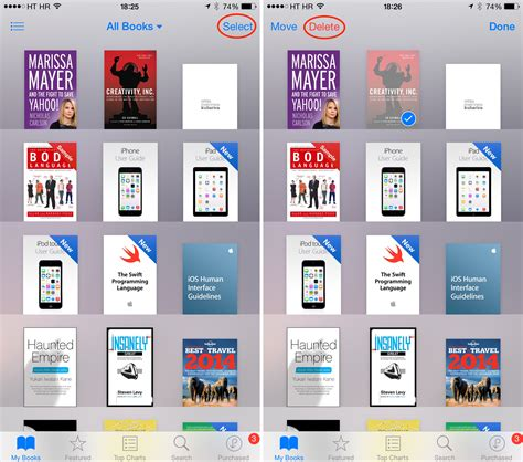 how to buy books on iphone can i honestly not completely remove once downloaded books