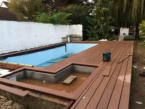 Bois Terrasse Piscine : r novation piscine terrasse en bois ~ Melissatoandfro.com Idées de Décoration