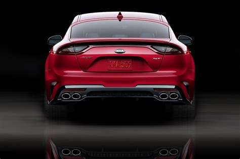 Kia Ratings by 2018 Kia Stinger Reviews And Rating Motor Trend