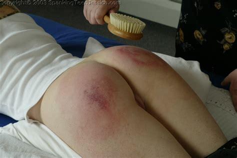 corporalpunishmentblog a creative and severe mom spanks her daughter often