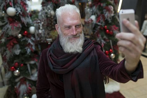 There's A New 'fashion Santa' At Yorkdale  The Star