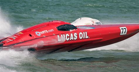 Speed Boat Average Speed by Former P1 Powerboat Racer In World Speed Record Attempt