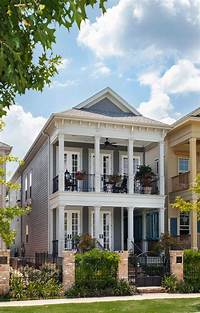 new orleans style house plans This beautiful New Orleans shotgun house has massive curb appeal with its gated entrance, wrap ...