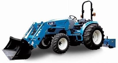Ls Tractor Tractors Specs Compact Models 45hp