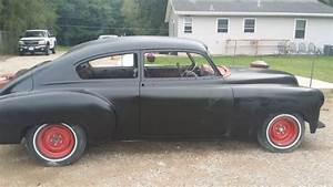 1950 Chevy 2 Door Fastback Complete Drive Train Perfect No