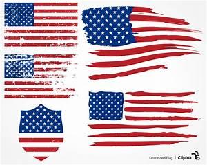 Distressed Flag svg svg, png, eps, dxf, pdf ClipInk