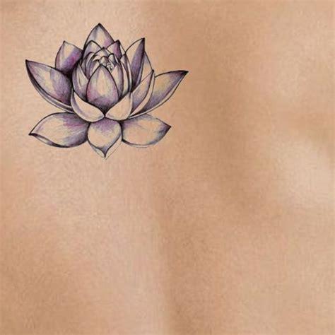 stunning lotus flower tattoos  women pop tattoo