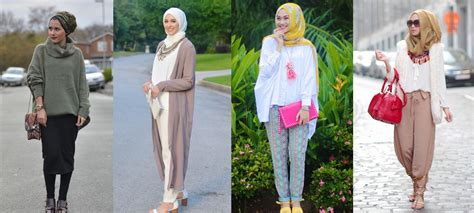 modest fashion revolution  muslim fashion bloggers