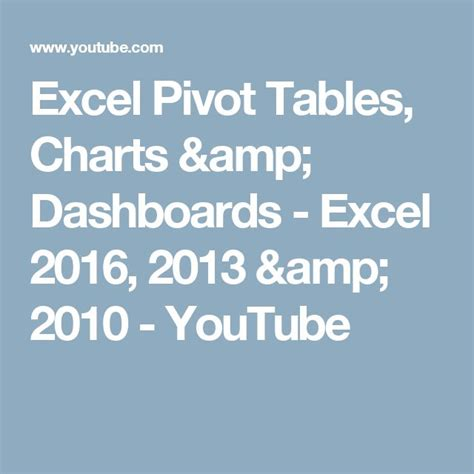 excel pivot tables recipe book 121 best 0800 microsoft excel dashboard images on