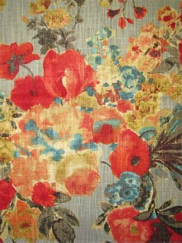 foto de 54 best Watercolor Fabric by the Yard images on Pinterest