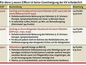 Abrechnung Ebm : neuerungen im ebm acht neue ziffern f r die palliativversorgung allgemeinarzt online ~ Themetempest.com Abrechnung