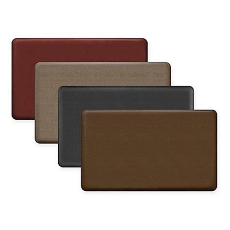 kitchen floor mats designer newlife by gelpro designer comfort mat bed bath beyond 4785