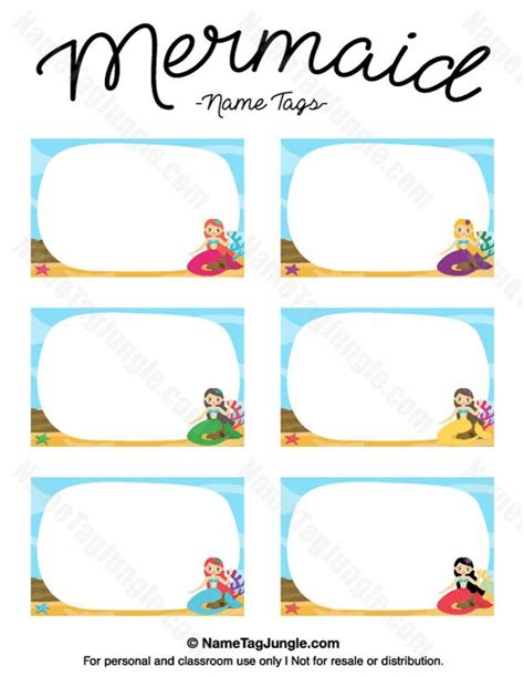 Name The Template by Free Printable Name Tags And Tags On