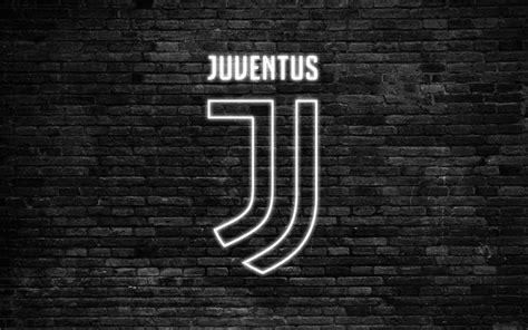 Download imagens A Juventus, 4k, Serie A, o novo logotipo ...