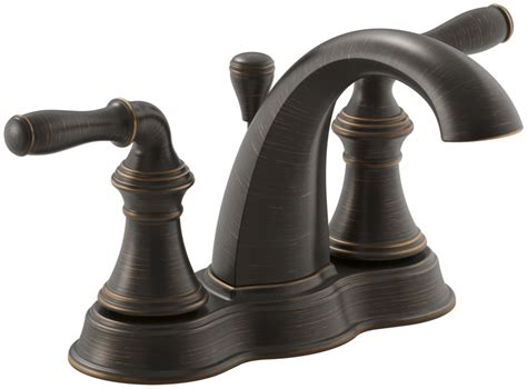 Kohler Devonshire Faucet Aerator by Kohler K 393 N4 2bz Rubbed Bronze 2bz Devonshire