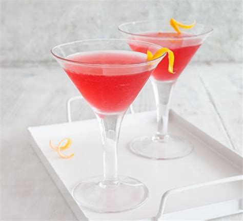 easy cocktail recipes good food