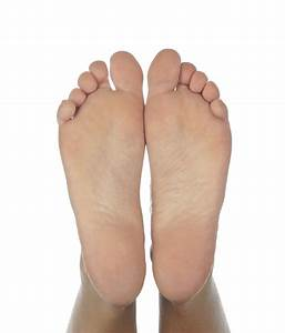 Diagram Bottom Of Foot