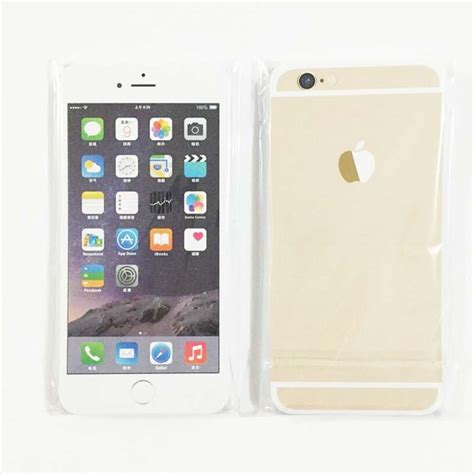 White Fashion Sticky Note Paper Cell Phone Shaped Memo Pad