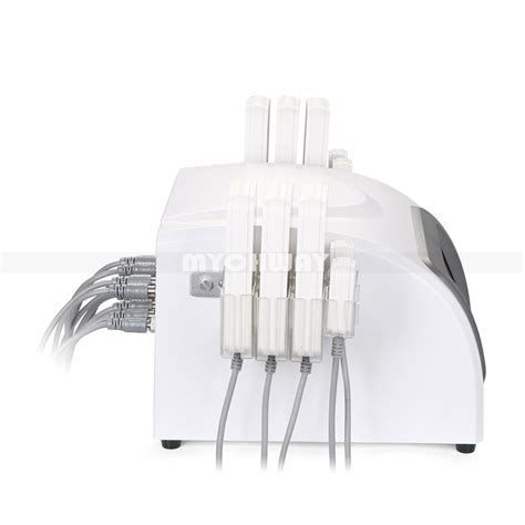 best lipo light machine wl ls1002 buy 5mw lipo laser lllt lipolysis 10 pads