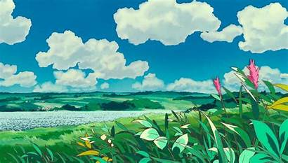 Ghibli Studio Background Delivery Service Kiki Miyazaki