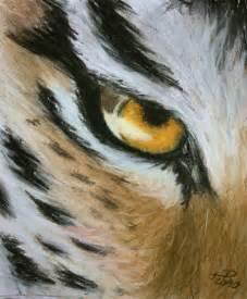Tiger Eye Drawing Pencil