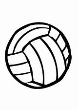 Volleyball Coloring Pages Ball Drawing Volleyballs Cartoon Balls Player Cliparts Clipart Bouncing Clip Getdrawings Library Beach Clipartmag Colornimbus sketch template