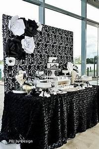 black and white decorations 168 best images about Black And White Party Ideas on Pinterest | Damasks, Black white parties ...