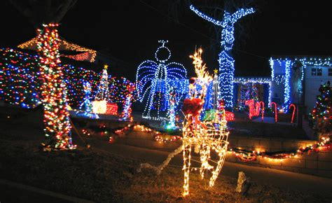 top christmas light displays in southern california