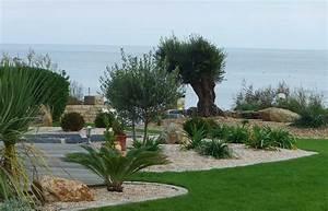 Paysager Son Jardin : jardin de paysagiste arborer son jardin djunails ~ Dallasstarsshop.com Idées de Décoration