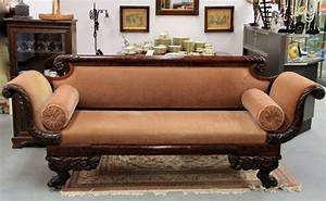 Empire Style Sofa What Is American Empire Style Furniture