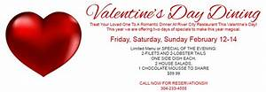 Valentine's Day Specials! - River City Restaurant & Banquets