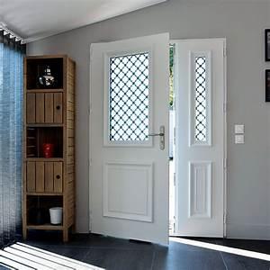 porte d39entree aluminium With prix porte entree alu