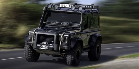 suzuki every 2017 land rover defender spectre edition tweaked automotive