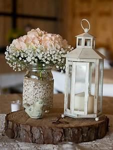 Mason, Jar, Centerpieces, For, Weddings