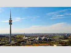 Olympia Tower Studio Apartments » Olympiapark Munich