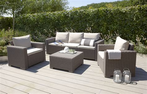 ensemble canapé 3 2 pas cher rattan garden furniture sets design to choose