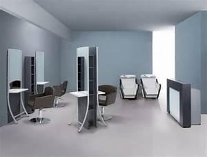 Mobilier Salon De Coiffure : salon de coiffure complet salonup livefour ~ Teatrodelosmanantiales.com Idées de Décoration