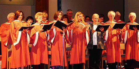 Many Church Choirs Are Dying