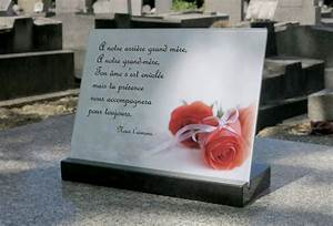 Tacivcom plaque tombale originale 20170923003300 for Chambre bébé design avec fleurs en céramique pour tombe