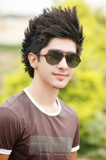 Indian Boys Hairstyle Image by Boy S Hair Style Handsome Indian Boys Hair Style