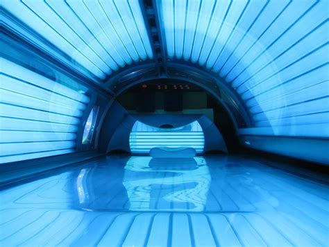 Tanning Bed by Republic Indoor Tanning Vitamin D