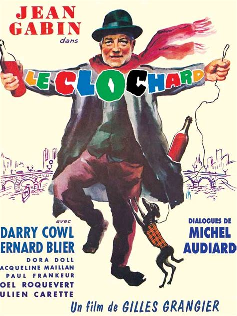jean gabin velo critique du film archim 232 de le clochard allocin 233