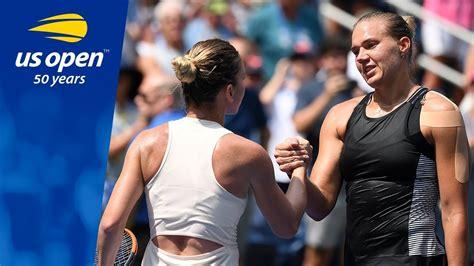 LIVE Simona Halep - Kaia Kanepi - US Open women - 27 August 2018 - Eurosport