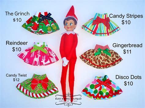 Elf On The Shelf Skirts!!! Www.facebook.com