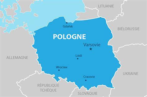 Pologne Carte Europeenne by Pologne Pays De L Ue Toute L Europe