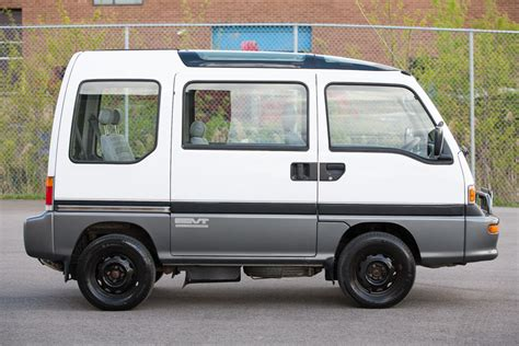 subaru domingo 1996 subaru domingo sumo microvan right drive