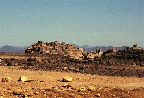 Wadi Dhahar, the Yemen - Travel Photos by Galen R ...
