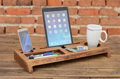 desk sets for him wooden desk organizer office organizer phone station solid